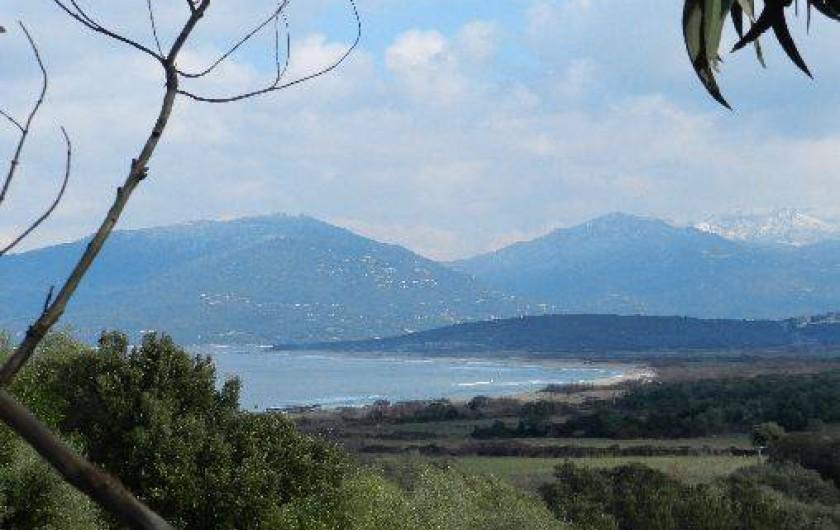 Location de vacances - Bungalow - Mobilhome à Belvédère-Campomoro