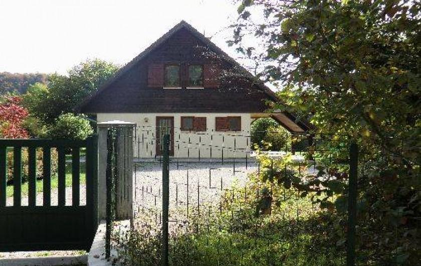 Location de vacances - Gîte à Marigny