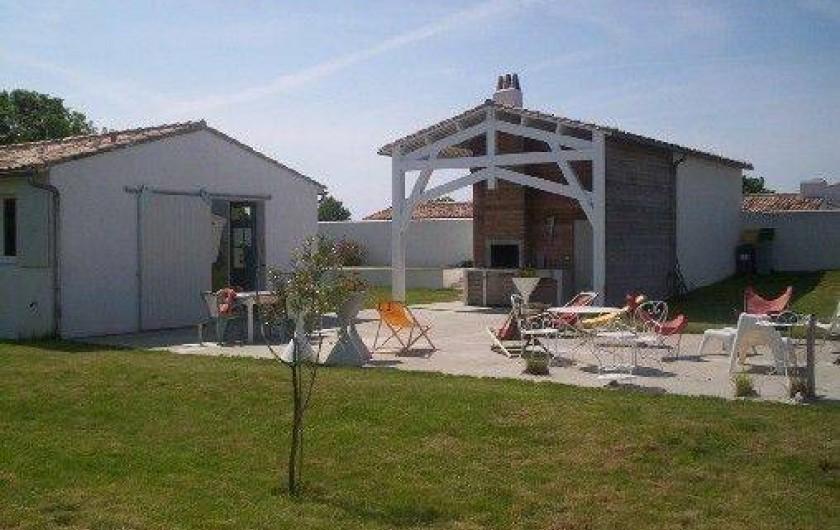 Location de vacances - Villa à Loix