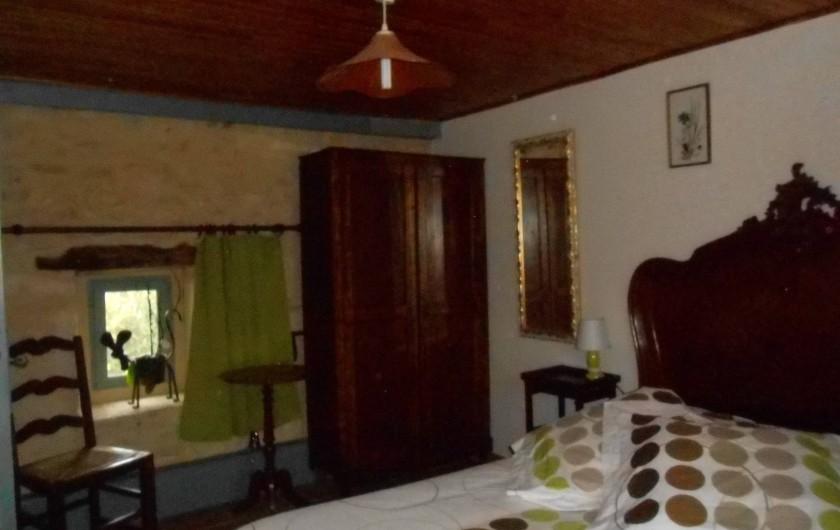 """Location de vacances - Bungalow - Mobilhome à Le Buisson-de-Cadouin - Chambre d'hôte """"pigeonnier"""""""