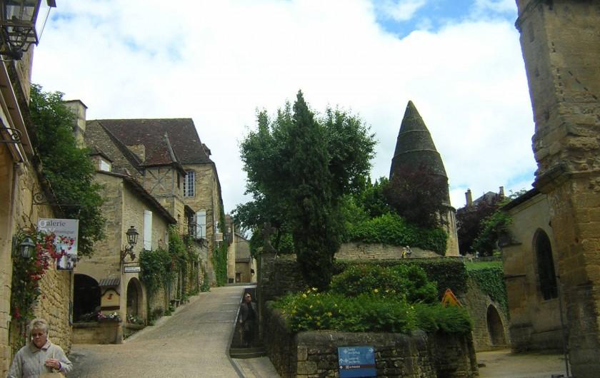 Location de vacances - Bungalow - Mobilhome à Le Buisson-de-Cadouin - Sarlat