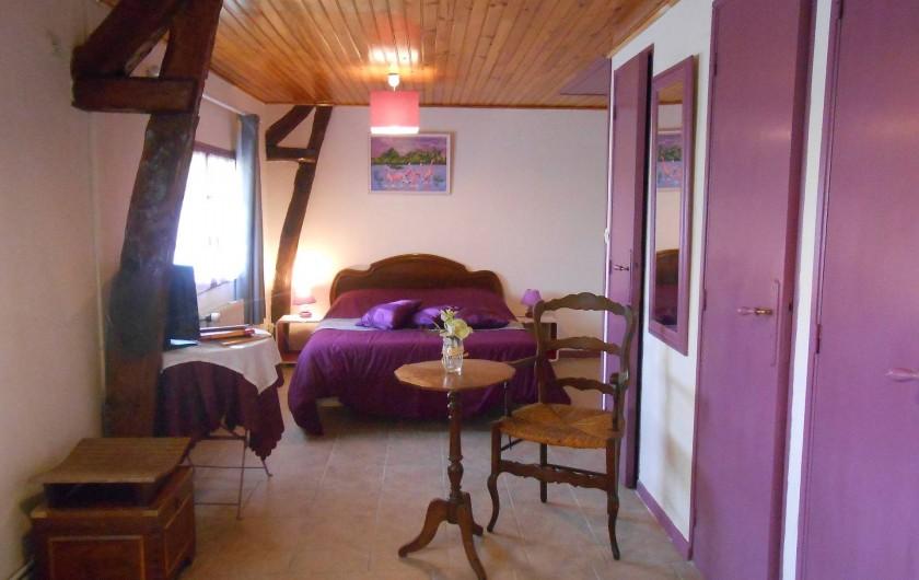 """Location de vacances - Bungalow - Mobilhome à Le Buisson-de-Cadouin - Chambre d'hôte """"Familiale"""""""