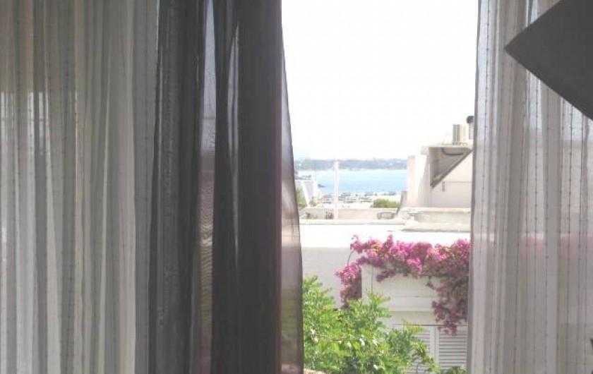 Location de vacances - Appartement à Santa Eulària des Riu - HABITACIÓN VISTAS
