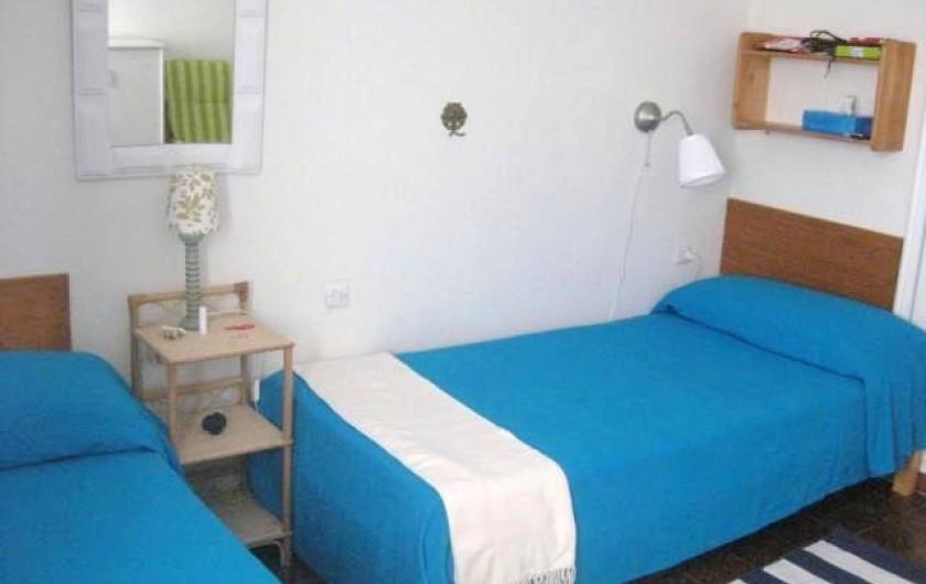 Location de vacances - Appartement à Santa Eulària des Riu - HABITACIÓN 2