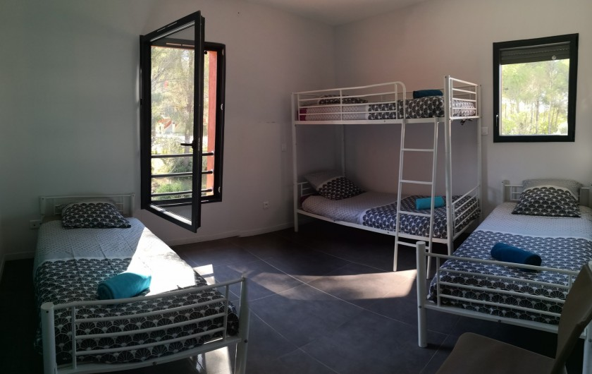 Location de vacances - Villa à Agay - chambre 4