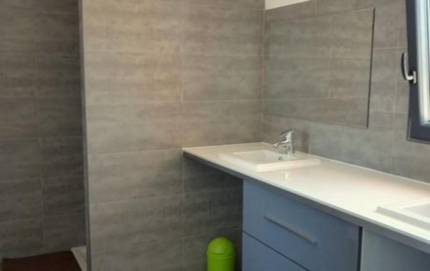 Location de vacances - Villa à Agay - salle d'eau 4