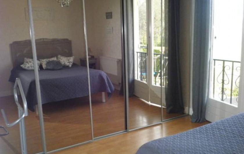 Location de vacances - Villa à Marquay - CHAMBRE 3