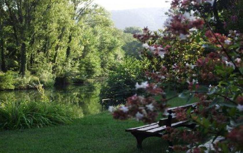 Location de vacances - Gîte à Quissac