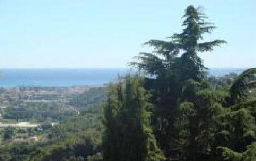 Location de vacances - Chambre d'hôtes à Vence