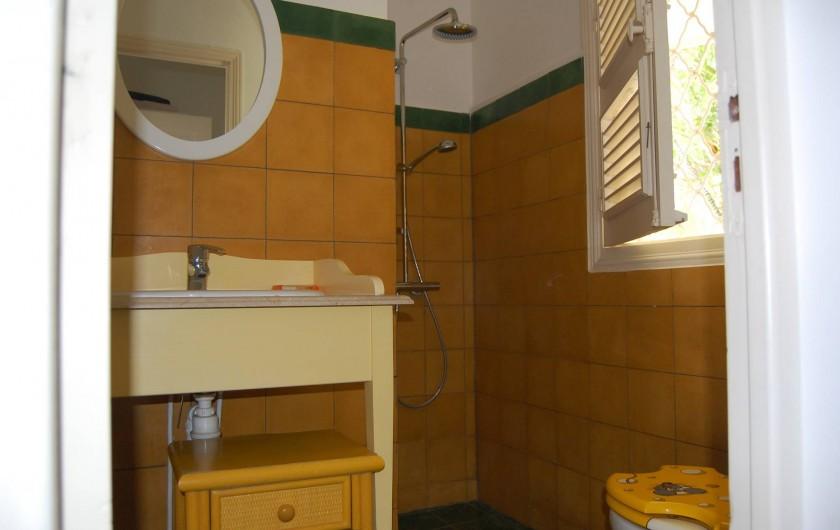 Location de vacances - Villa à Saint-François - 3 chambres à coucher, 3 salles de bain et 3 WC.