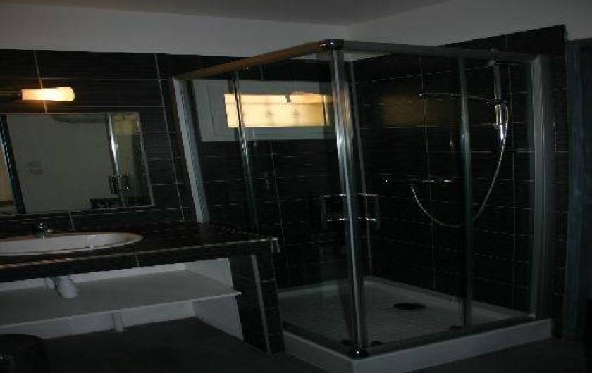 Location de vacances - Gîte à Draguignan - Salle d'eau