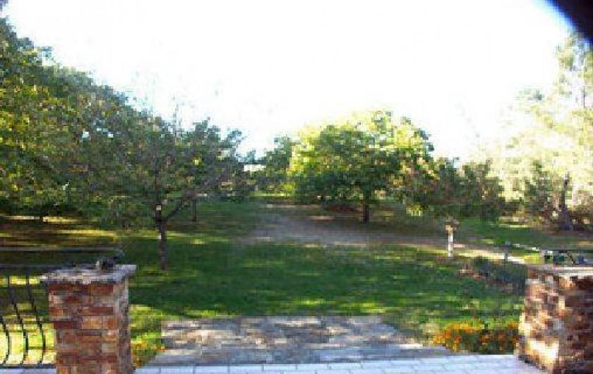Location de vacances - Villa à Sénéchas