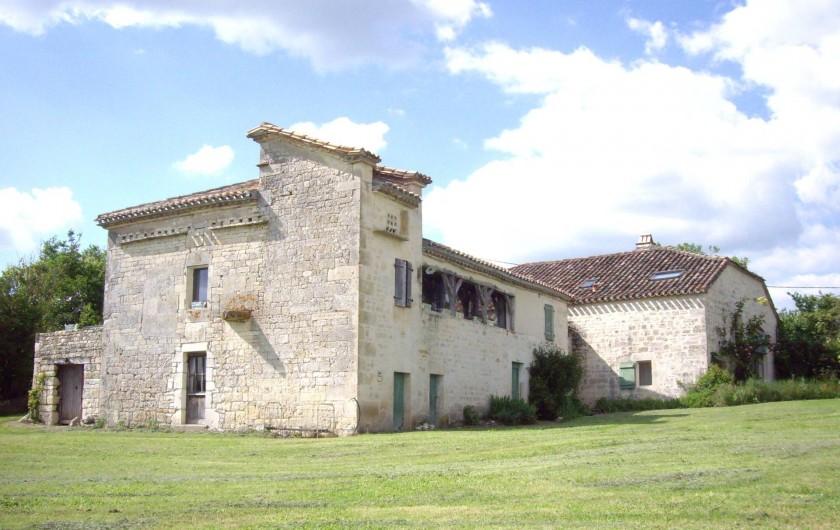 Location de vacances - Villa à Montdoumerc - Ensemble de la propriété