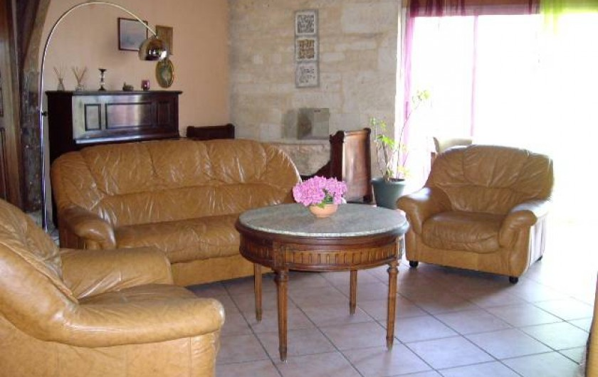 Location de vacances - Villa à Montdoumerc - Piscine de 55 m2  traitée au sel