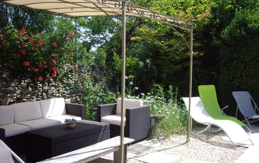 Location de vacances - Villa à Montdoumerc