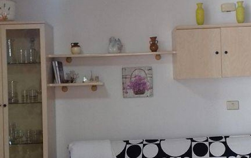 Location de vacances - Appartement à Puerto de Mazarrón - tout très propre et neuf
