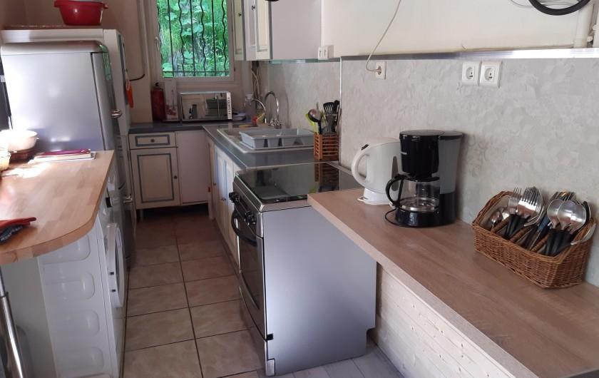 Location de vacances - Villa à Le Mont-Dore - cuisine