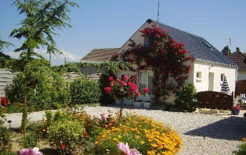 Location de vacances - Gîte à Denneville