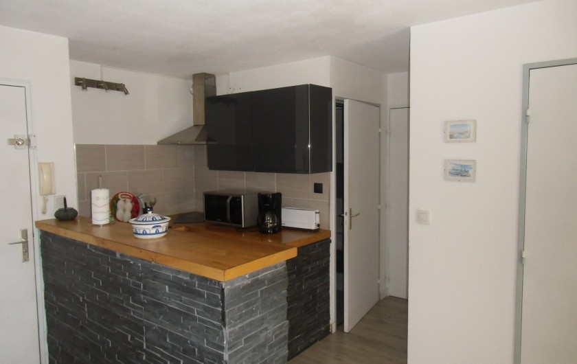 Location de vacances - Appartement à Sète - Cuisine