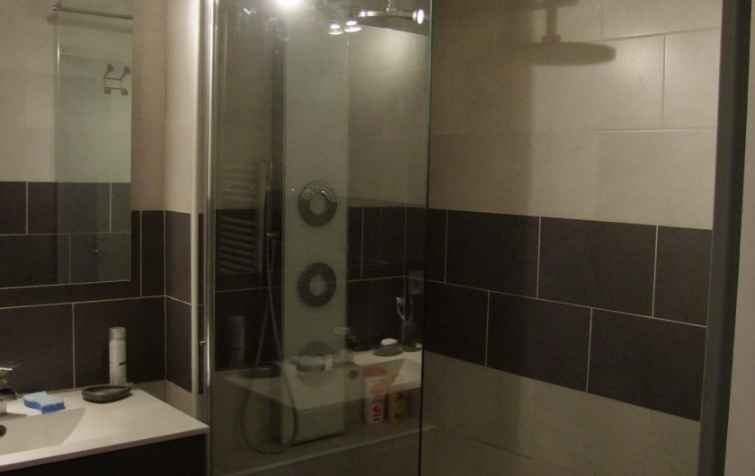 Location de vacances - Appartement à Sète - Salle de bains