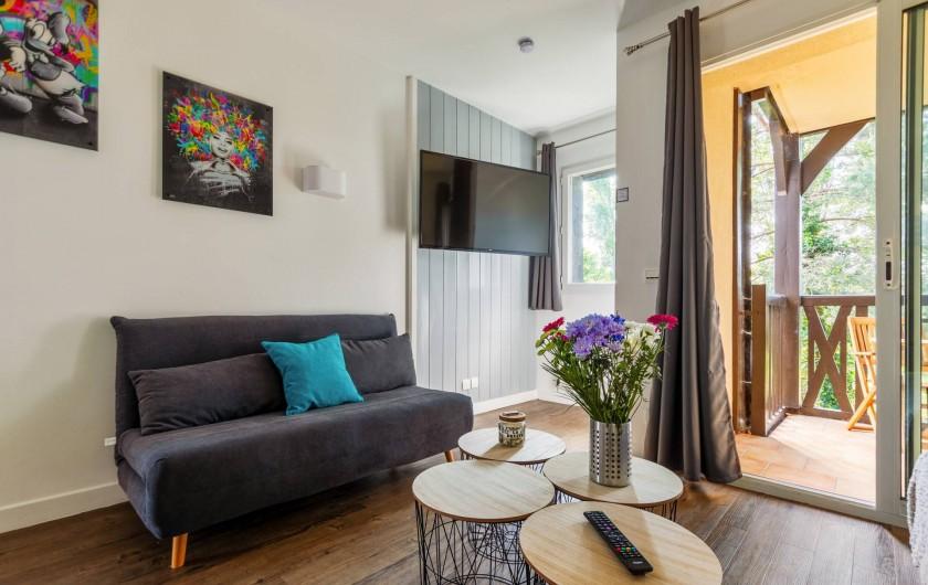 Location de vacances - Appartement à Deauville