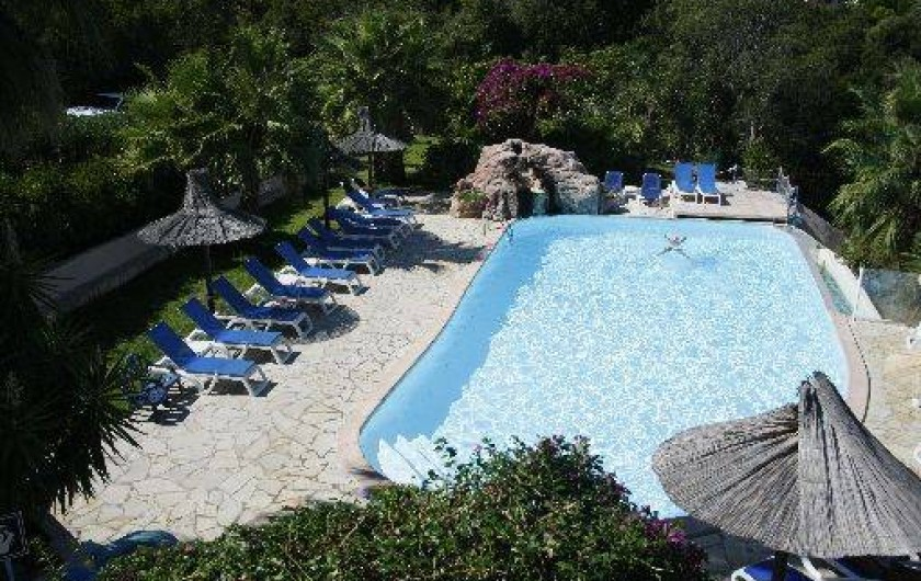 Location de vacances - Bungalow - Mobilhome à Sainte-Lucie de Porto-Vecchio
