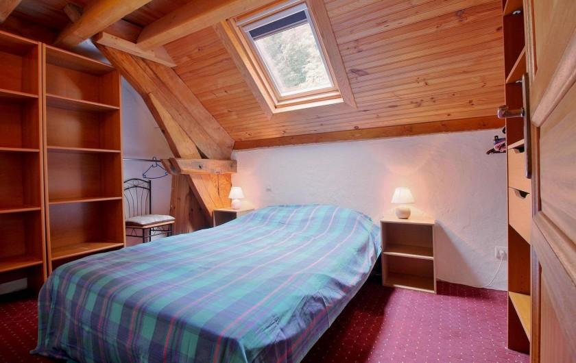 Location de vacances - Gîte à Gavarnie-Gèdre - Chambre 2 - lit simple