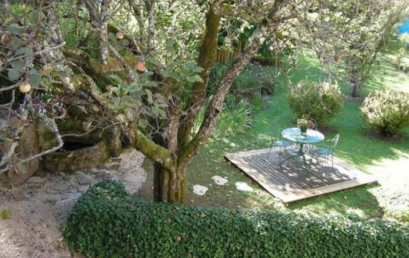 Location de vacances - Gîte à Vuillafans