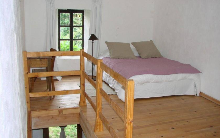 Location de vacances - Gîte à Vernoux-en-Vivarais - La grande maison (chambre1)