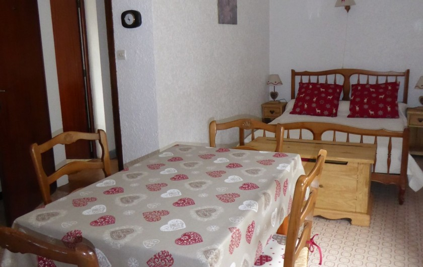 Location de vacances - Appartement à Lans-en-Vercors - Coté Montagne