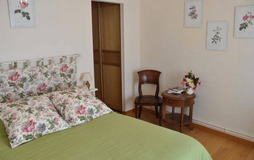 Location de vacances - Chambre d'hôtes à Saint-Loup-de-Naud - Vue de la chambre
