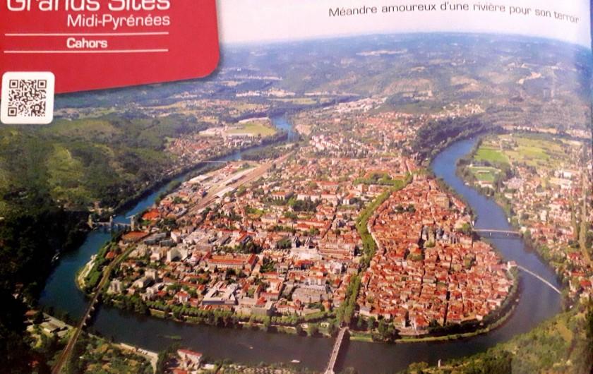 Location de vacances - Gîte à Lendou-en-Quercy - ville de Cahors