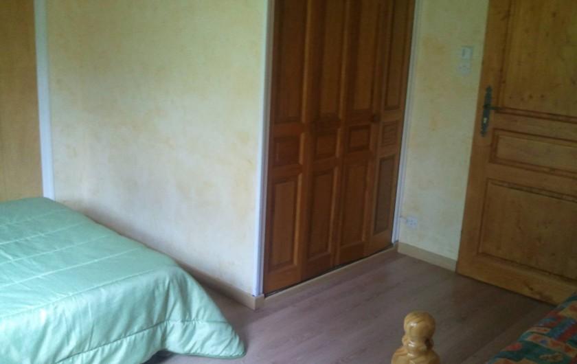 Location de vacances - Appartement à Fontcouverte-la-Toussuire - chambre 2