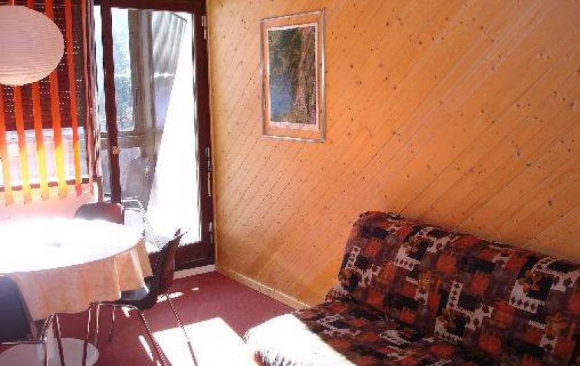 Location de vacances - Studio à La Bresse