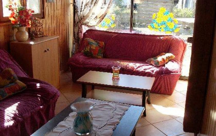 Location de vacances - Maison - Villa à Girmont-Val-d'Ajol