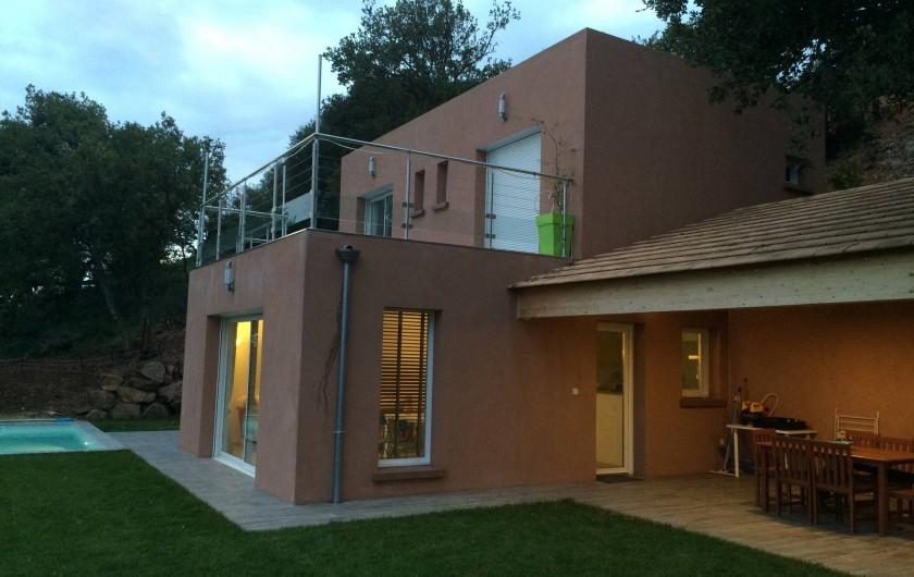 Location de vacances - Villa à Ollioules