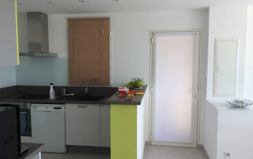 Location de vacances - Villa à Ollioules - cuisine
