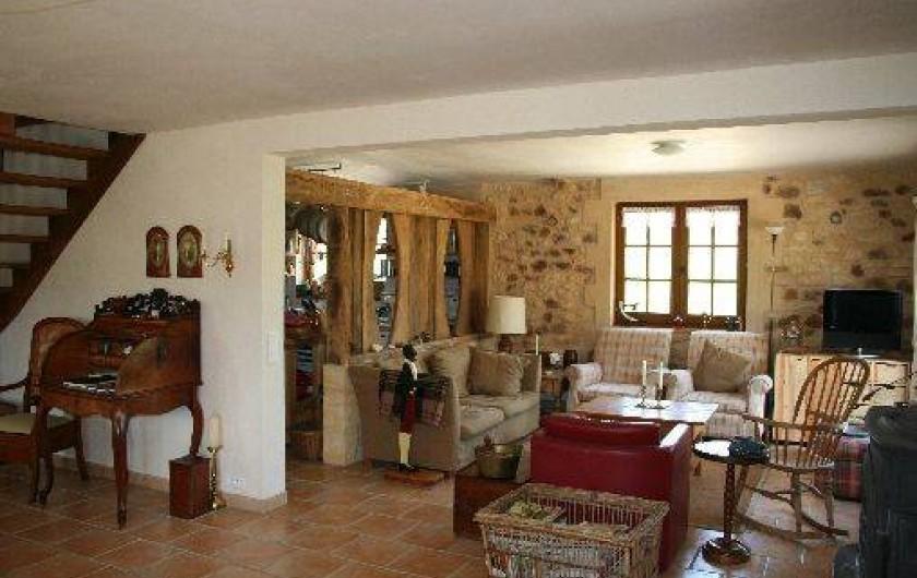 Location de vacances - Gîte à Le Buisson-de-Cadouin