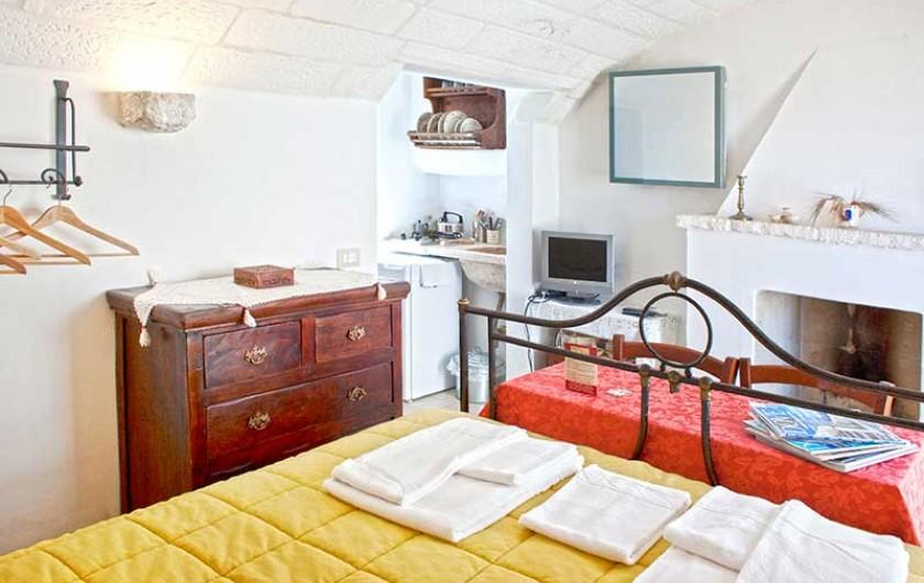 Location de vacances - Chambre d'hôtes à Cisternino - Le Red lamia