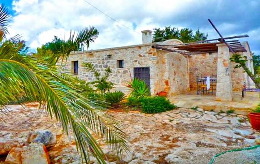 Location de vacances - Chambre d'hôtes à Cisternino - Le Double Lamia
