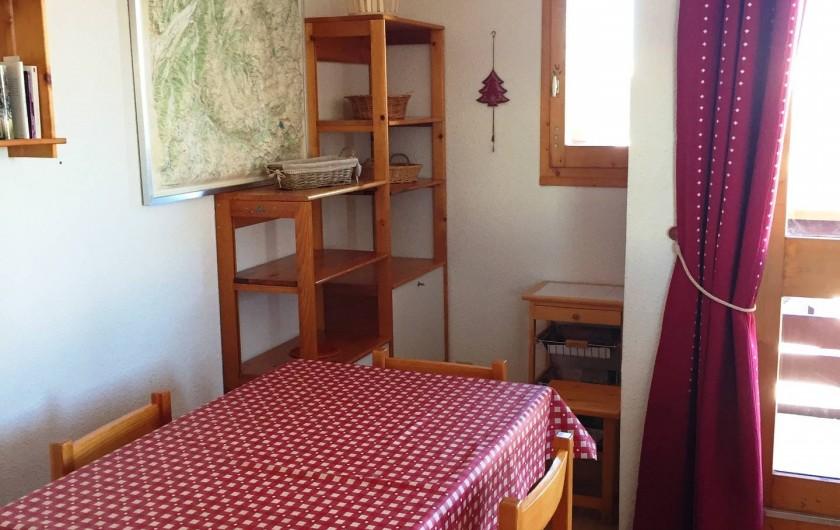 Location de vacances - Appartement à Vallandry - Séjour