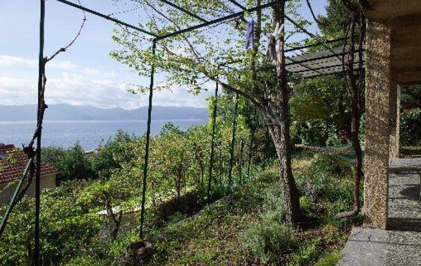 Location de vacances - Villa à Porto Pollo