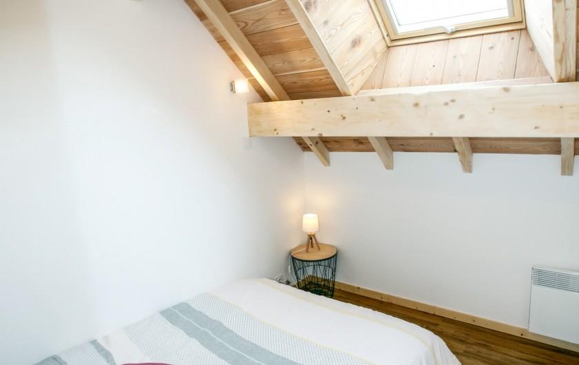 Location de vacances - Appartement à Le Monêtier-les-Bains - Chambre n°2