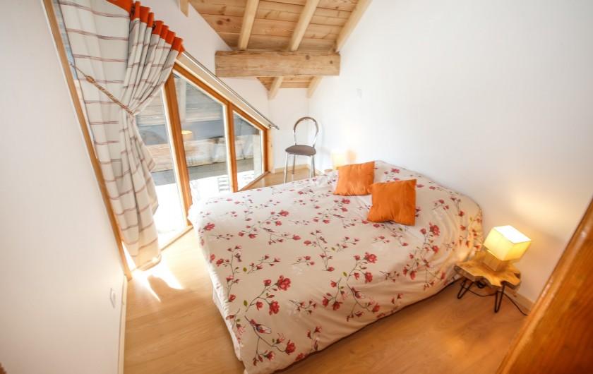 Location de vacances - Appartement à Le Monêtier-les-Bains - Chambre n°3