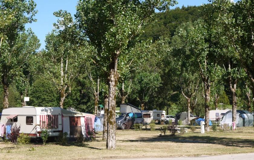 Location de vacances - Chalet à Foncine-le-Haut - Le camping