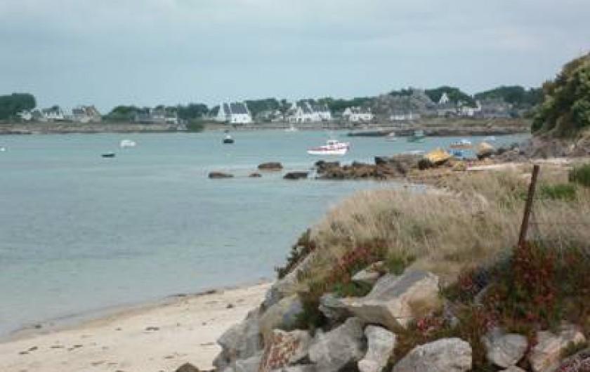Location de vacances - Gîte à Concarneau - Port de Trévignon à 3 km