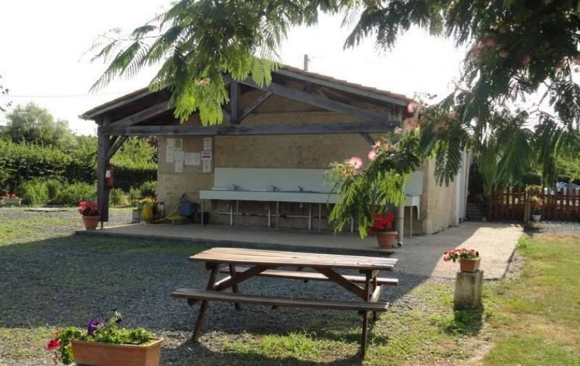 Location de vacances - Camping à Luçon - Batiment des Sanitaires