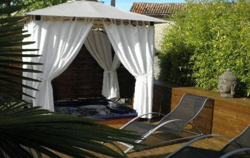 Location de vacances - Villa à Palluaud