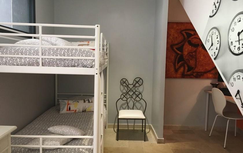 Location de vacances - Villa à Grabels - chambre 3