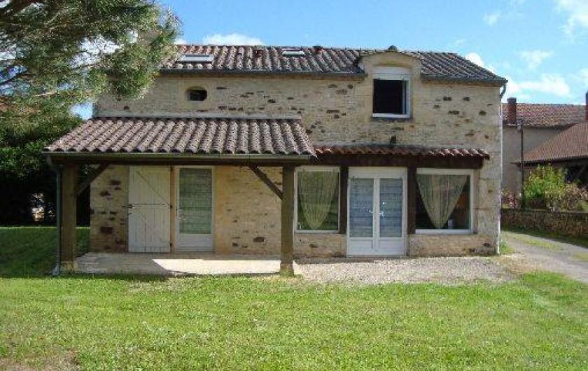 Location de vacances - Gîte à Frayssinet-le-Gélat
